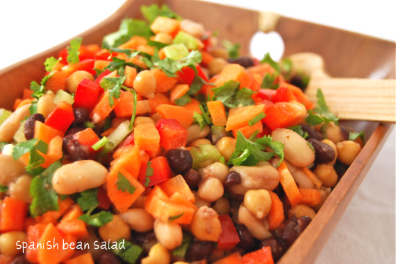 Spanish Bean Salad & the benefits of cayenne pepper | The Alkaline ...