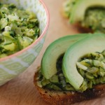 Herbed Zucchini Jam with Garlic & Hemp Nuts