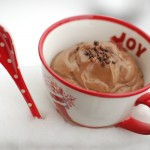 Joy in a Cup- delicious raw chocolate pudding!
