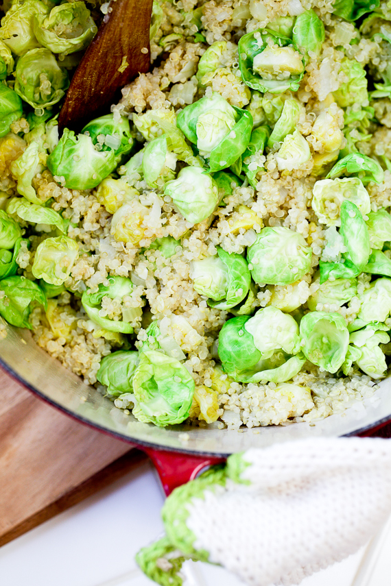 brussels sprouts salad & prep shots (2 of 4)